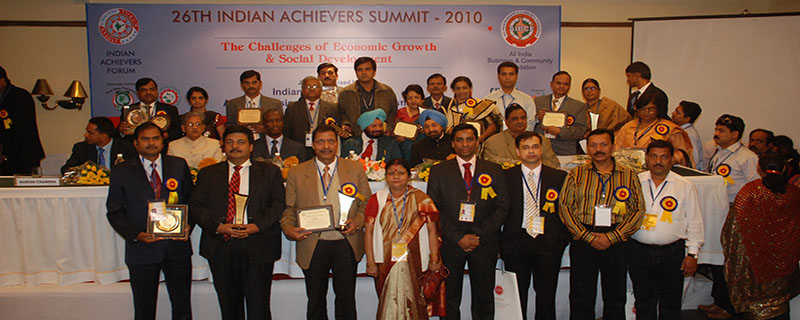 26TH INDIAN ACHIEVERS SUMMIT