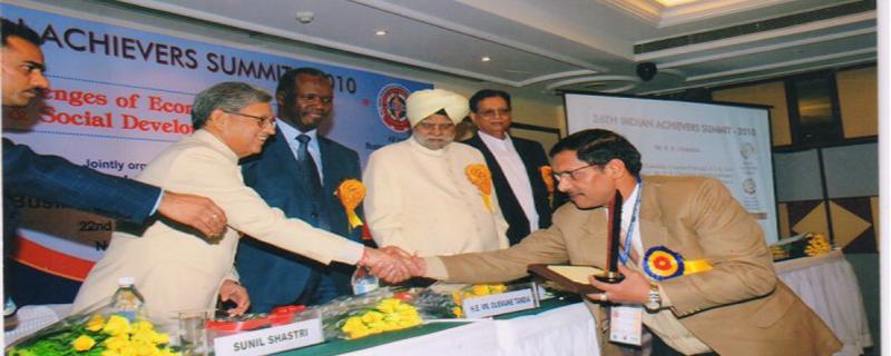 INDIAN ACHIEVERS SUMMIT 2010