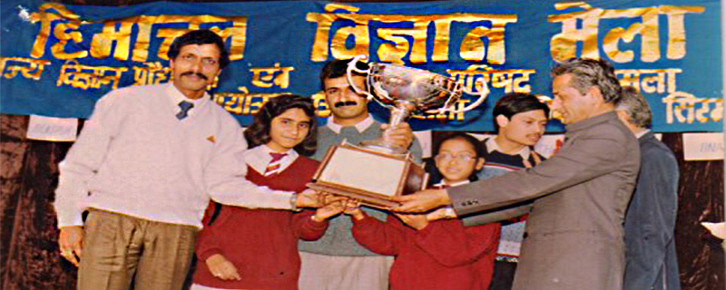 HIMACHAL SCIENCE FAIR